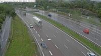 Hagersten-Liljeholmens stadsdelsomrade: Tpl V�stertorp norra (Kameran �r placerad p� E/E S�dert�ljev�gen i h�jd med trafikplats V�stertorp och �r riktad mot Stockholm) - Overdag