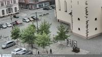 Nachod: Masarykovo náměstí - Náchod Castle - El día