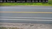 Iroquois Falls: Highway  near Jacobs Hill Rd - Actuales
