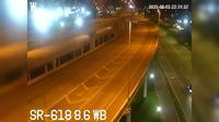 Ybor City: CCTV SR- . WB - Current