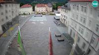 Rize: Idrija - NOW - Mestni trg - the main square - Current
