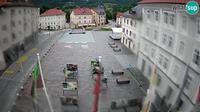 Rize: Idrija - NOW - Mestni trg - the main square - Day time