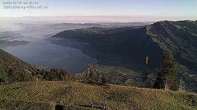 Gersau › Ost: Rigi Scheidegg