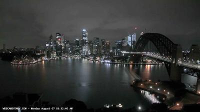 Webkamera Sydney