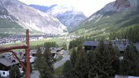 Livigno: Chalet Village - Day time