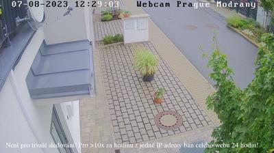 Tageslicht webcam ansicht von Karlín: Praha