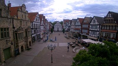 Thumbnail of Rinteln webcam at 6:17, Jan 25
