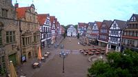Rinteln: Marktplatz