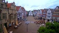 Rinteln: Marktplatz - Dia