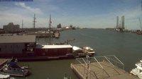 Galveston: harbor cam - Day time