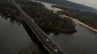 Webkamera Kiev: Metro Bridge