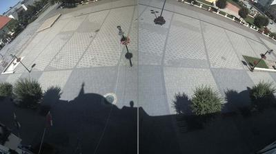 Tageslicht webcam ansicht von Topoľčany: Topolcany Centrum