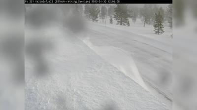 Tageslicht webcam ansicht von Slätten: F221 Valdalsfjell