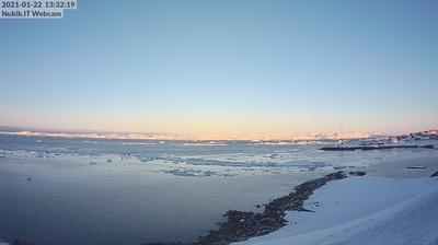 Current or last view from Nuuk › West