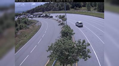 Tageslicht webcam ansicht von Kopervik: E Arsvågen ferjekai