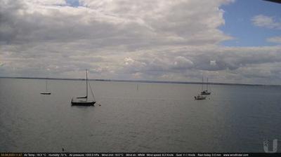 Thumbnail of Southend-on-Sea webcam at 12:09, Jan 18