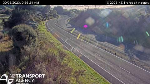 Webkamera Wigram › South: SH4 Makatote Viaduct, Waikato