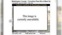 West Union: Washington County - Cornelius Pass Rd at - Rd - Recent