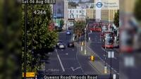 London: Queens Road/Woods Road - Actuelle