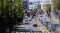 London: Queens Road/Woods Road - Jour