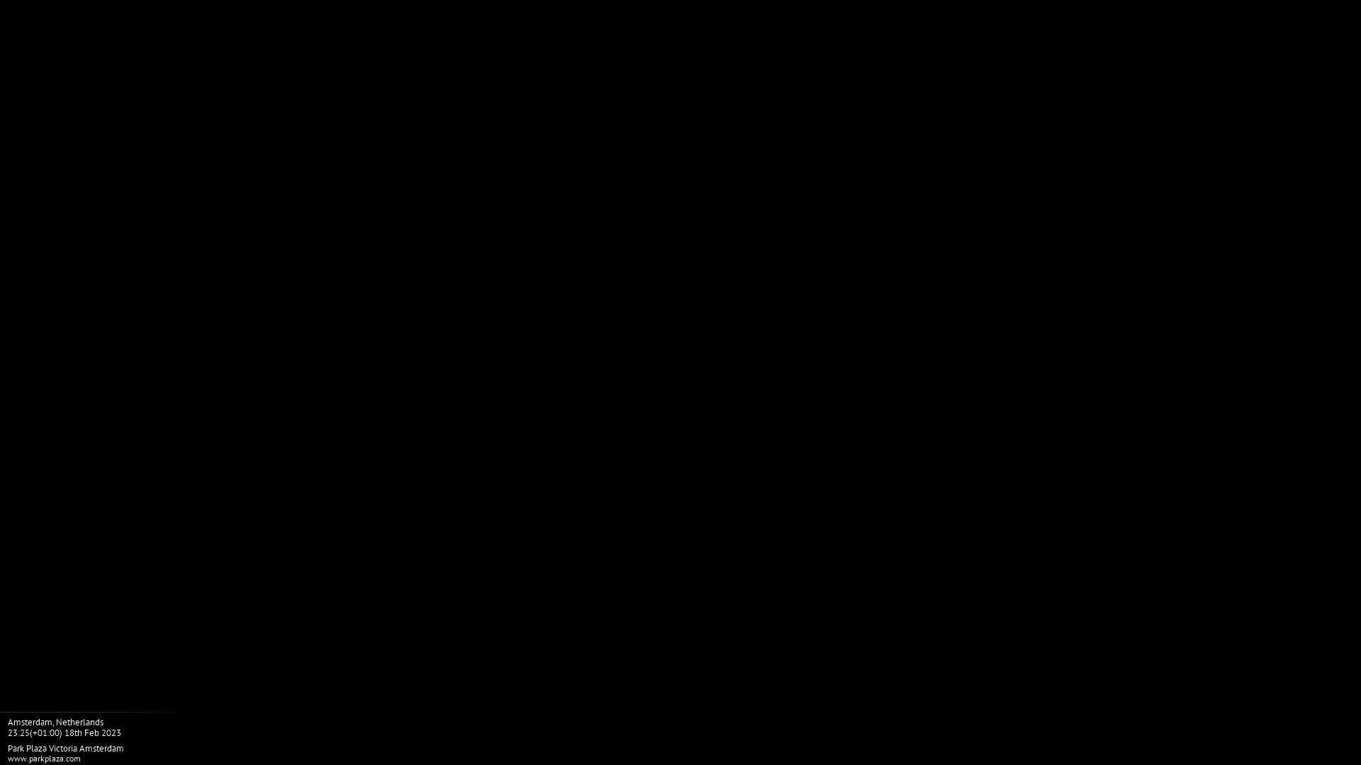 Webkamera Amsterdam: Settentrionale − Park Plaza Victoria