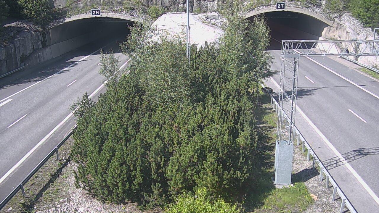 Webcam Salo: Tie 1 − Isokylän tunneli, itäp