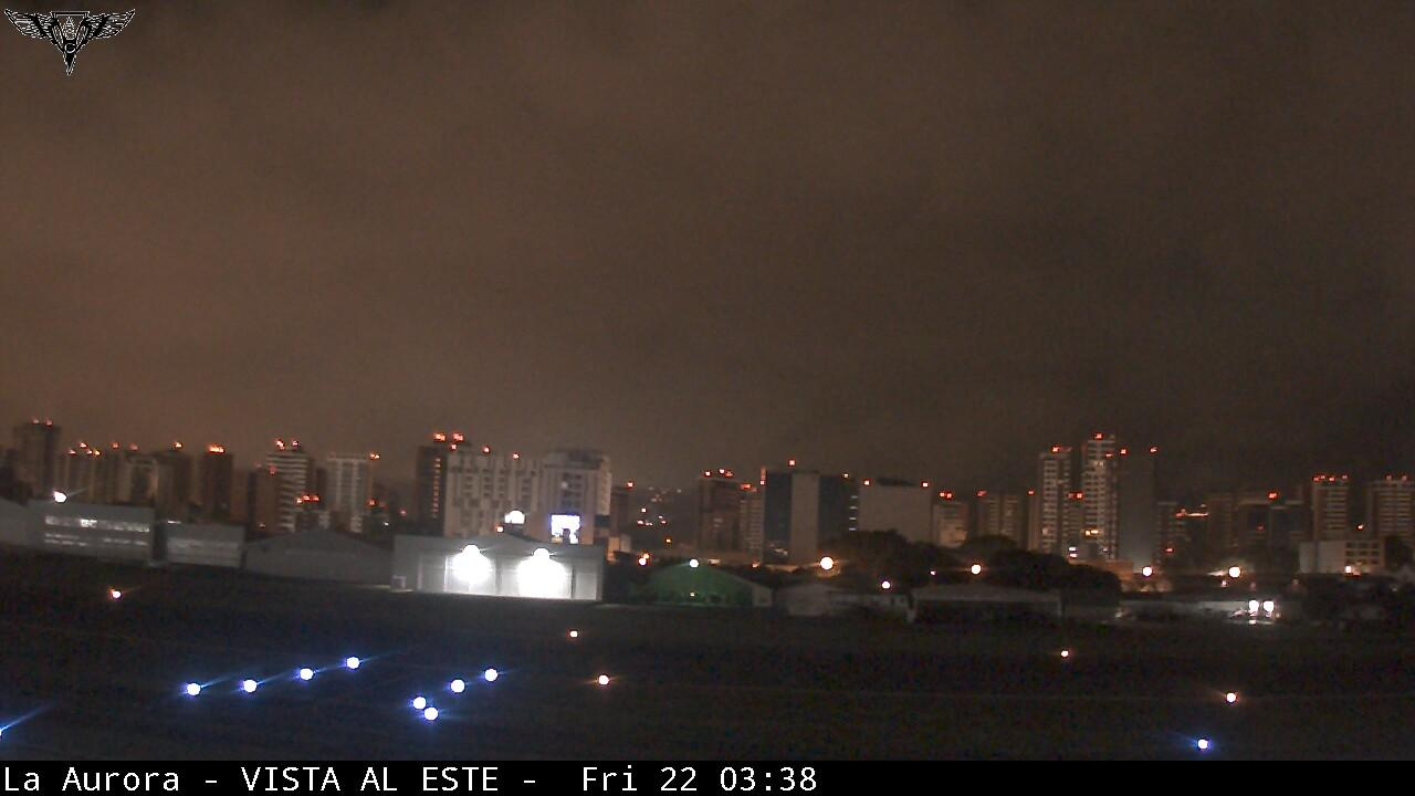 Webcam La Aurora: Avenida Las Americas