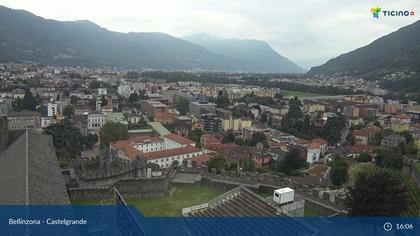 Bellinzona: Castelgrande