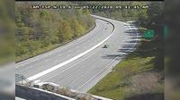 Shrub Oak > North: Taconic State Parkway at Route  (Exit) - Day time