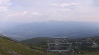 Jasper: Marmot Basin - Overdag