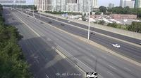 North York: Highway  east of Yonge Street - El día