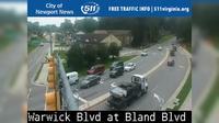 Warwick Lawns: US- - NN - Warwick Blvd @ Bland Blvd - Jour