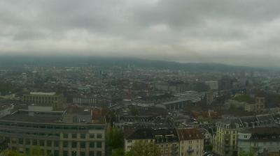 Vista de cámara web de luz diurna desde Zurich: University of Zurich − Swiss National Museum − Zürich, Zürich HB − ETH Zurich − Ue