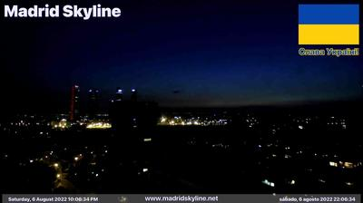 Madrid: Skyline