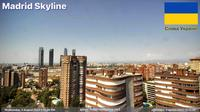 Madrid: Skyline - Overdag