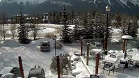 Canmore > South: Iron Goat Pub & Grill - Elk Run Boulevard - Benchlands Trail - Dagtid