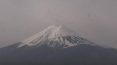 Vignette de Fuji-yoshida webcam à 6:06, févr. 26