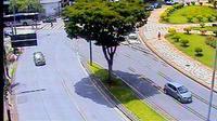 Belo Horizonte: Tr�nsito: Pra�a Raul Soares - Overdag