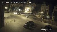 Wetzlar: Domplatz - Aktuell