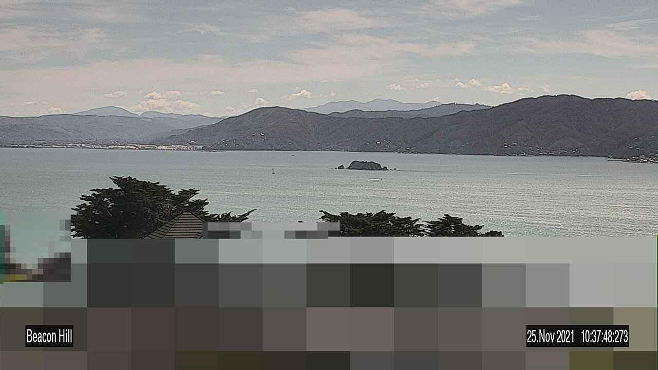 Webkamera Berhampore: Beacon Hill − Breaker Bay
