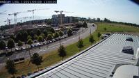 Lausanne: Airport LSGL Bl�cherette - South View - El día