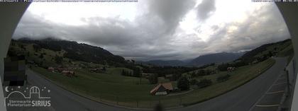 Sigriswil: Sternwarte - Planetarium SIRIUS, Schwanden