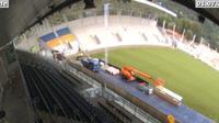 Lichtenhain: Ernst-Abbe-Sportfeld - Dia