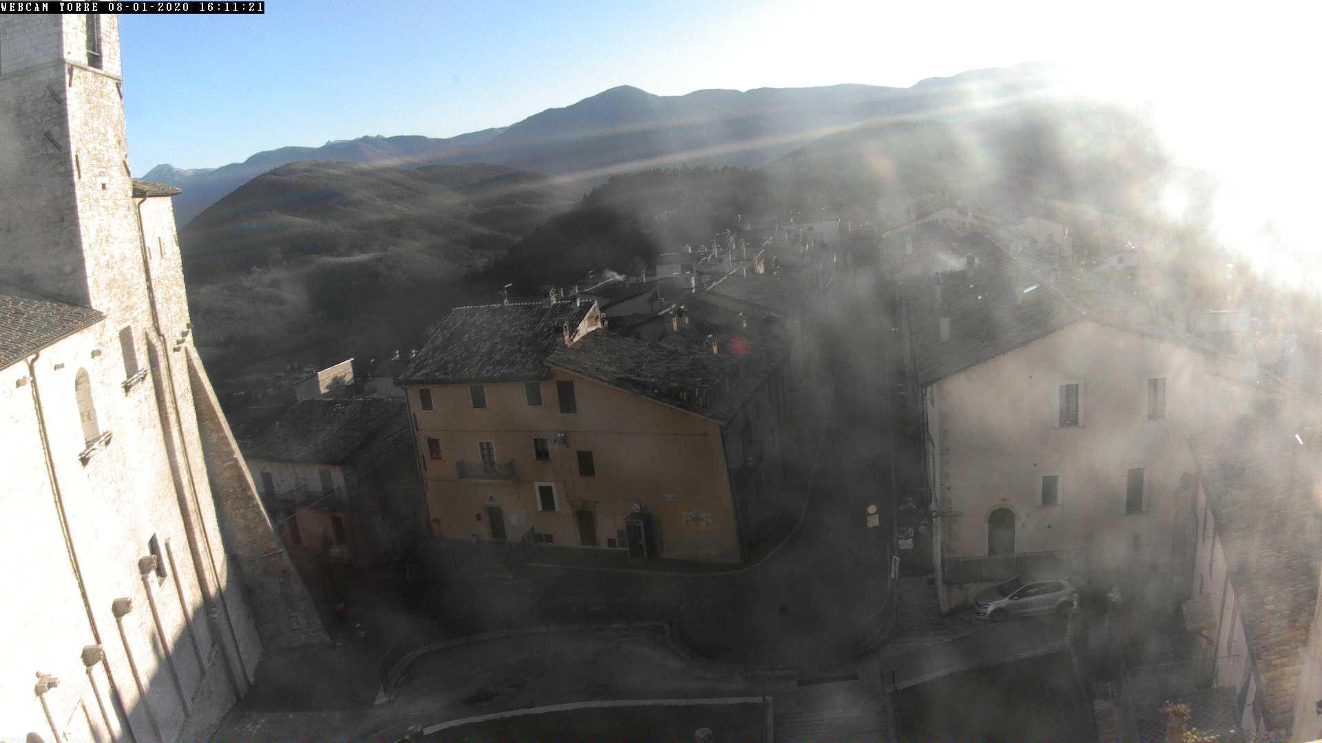 Webcam Monteleone di Spoleto