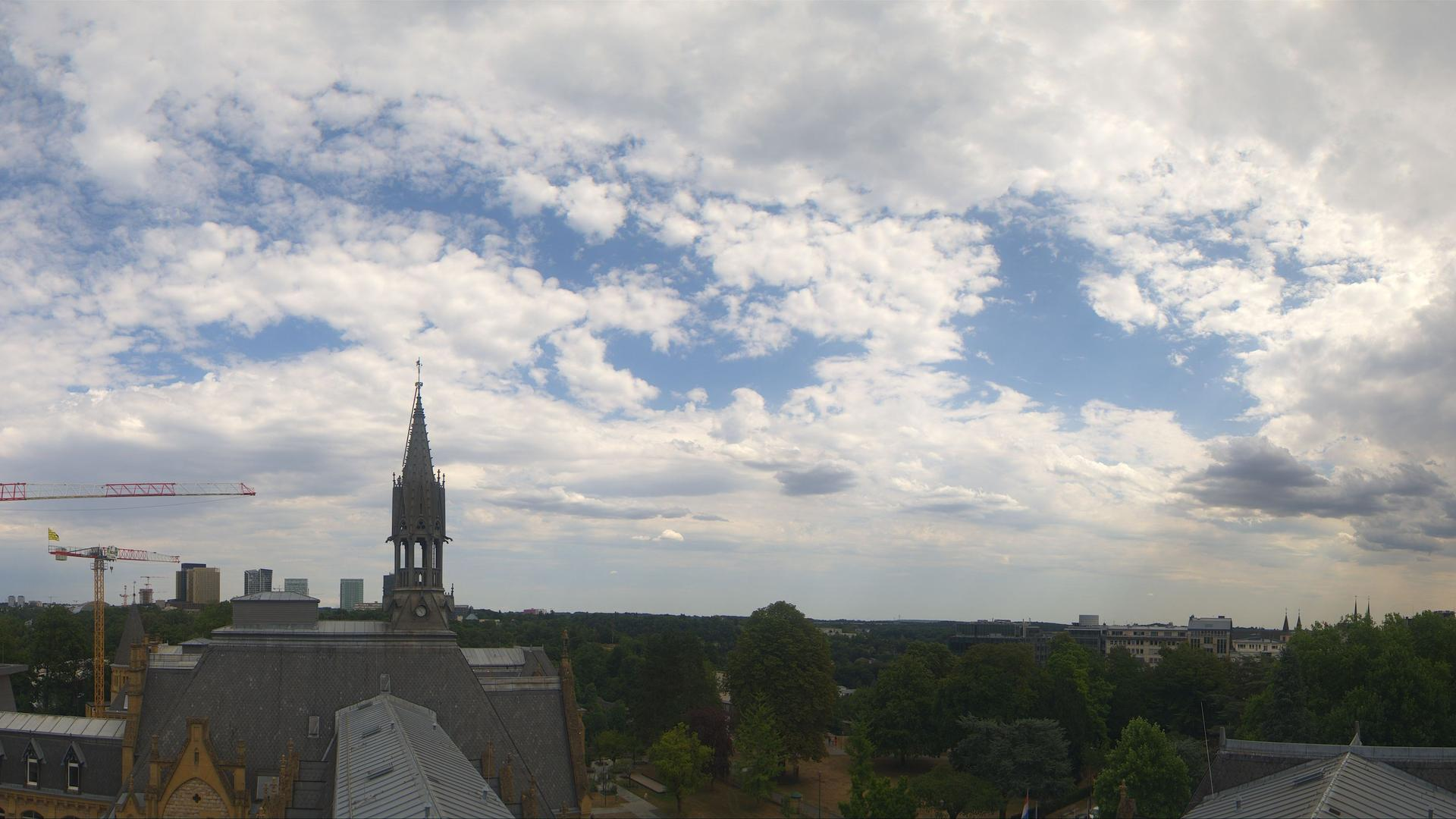 Webcam Luxembourg: Luxembourg City