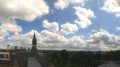 Vue webcam de jour à partir de Luxembourg: Luxembourg City