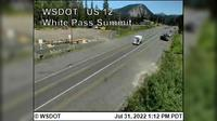 Lewis County > East: US  at MP .: White Pass Summit - Overdag