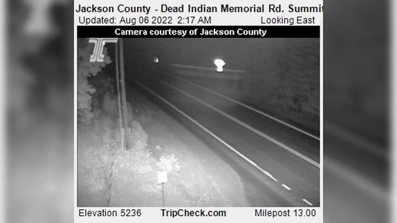Webcam Climax: Jackson County − Dead Indian Memorial Rd.