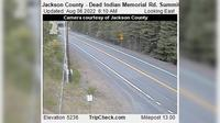 Climax: Jackson County - Dead Indian Memorial Rd. Summit - Recent
