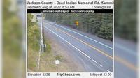 Climax: Jackson County - Dead Indian Memorial Rd. Summit - Actuales